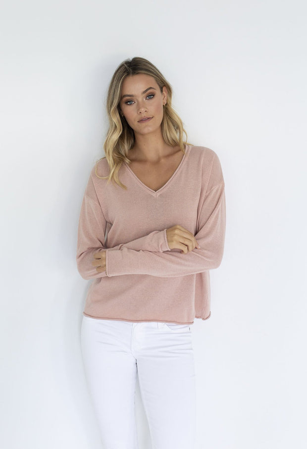 Humidity - Haven Top - Blush