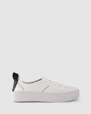 Bueno - Sailor Sneaker - White Leather