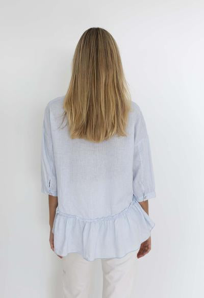 Humidity - Maddison Top - Light Blue