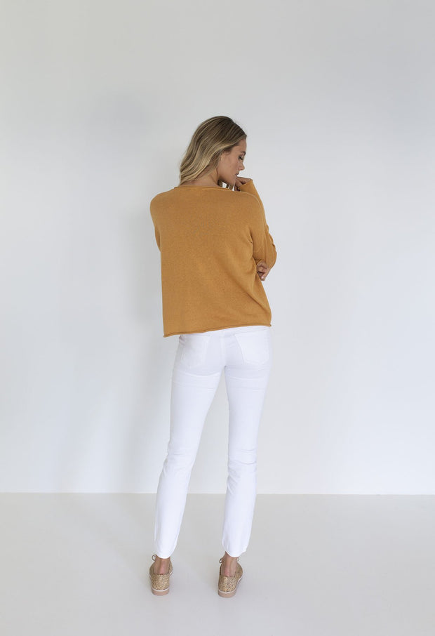 Humidity - Haven Top - Camel