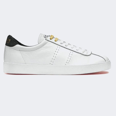 Superga - 2843 Clubs Comfleasueu - White / Black