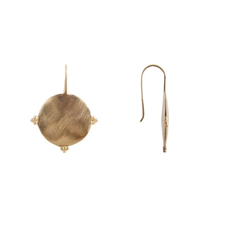 Fairley - Florence Earrings - Gold
