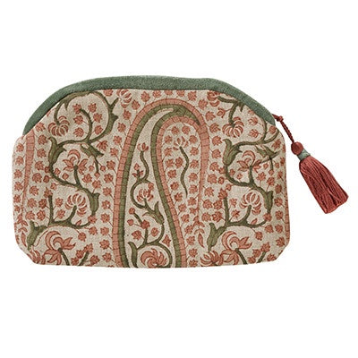 Canvas & Sasson - Summerhouse Paisley Purse