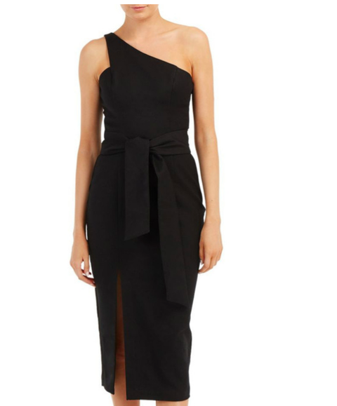 Finders Keepers - FRANCIS DRESS | BLACK