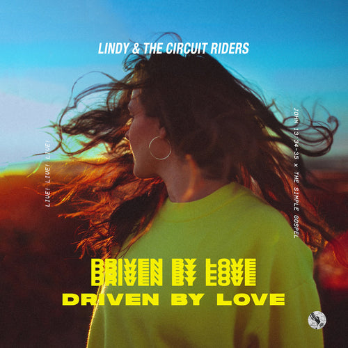 Driven By Love CD (Physical Copy)