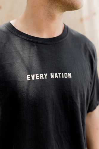 Every Nation Black T