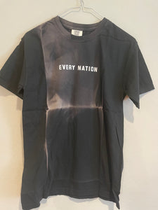 Every Nation Black T (Sun Damage)