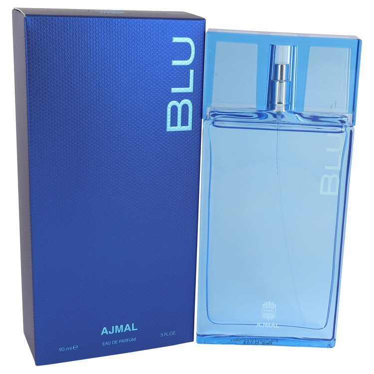 Ajmal Blu Eau De Parfum Spray By Ajmal