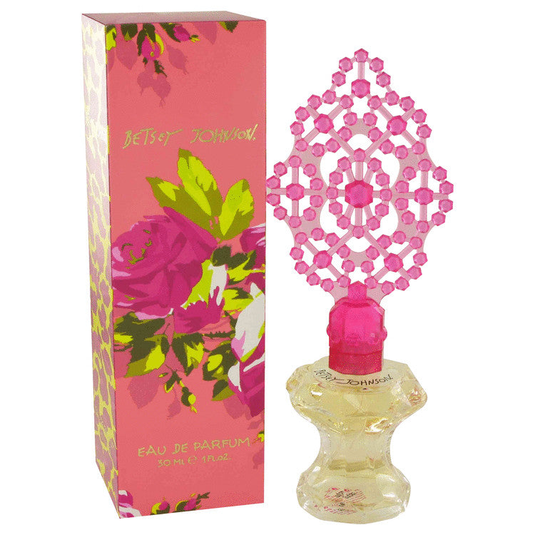 Betsey Johnson Eau De Parfum Spray By Betsey Johnson