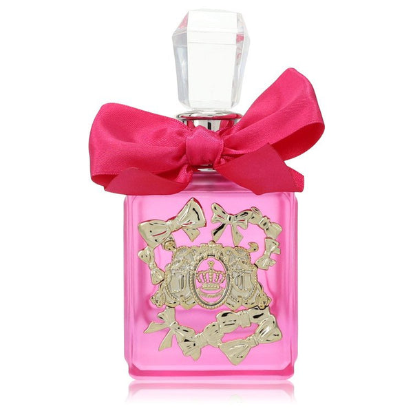 Viva La Juicy Pink Couture Eau De Parfum Spray (Tester) By Juicy Couture