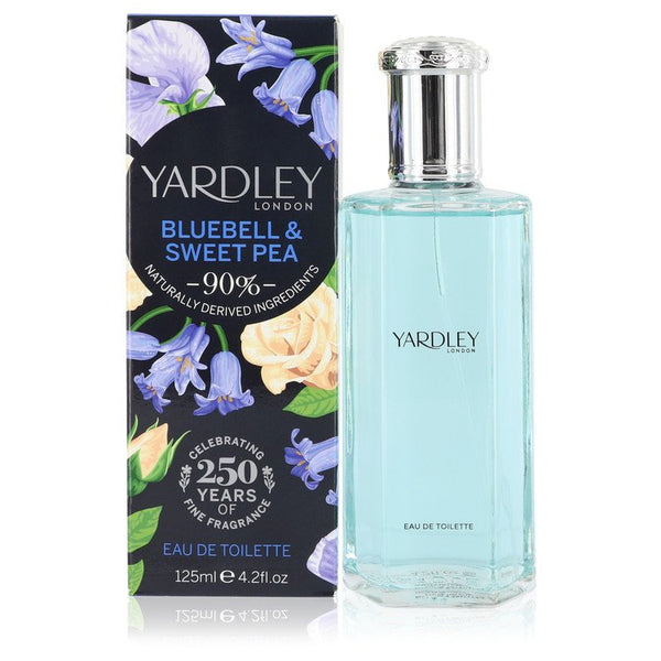 Yardley Bluebell & Sweet Pea Eau De Toilette Spray By Yardley London