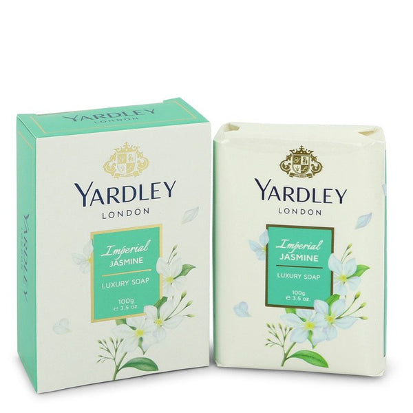 Yardley London Soaps Imperial Jasmin Luxury Soap By Yardley London