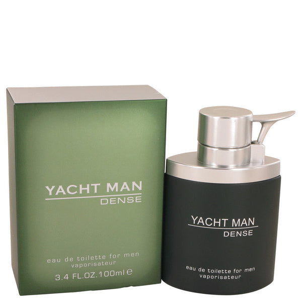 Yacht Man Dense Eau De Toilette Spray By Myrurgia
