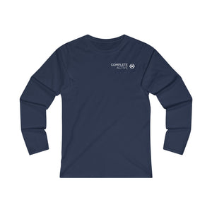 Ladies Long Sleeve CA Tee