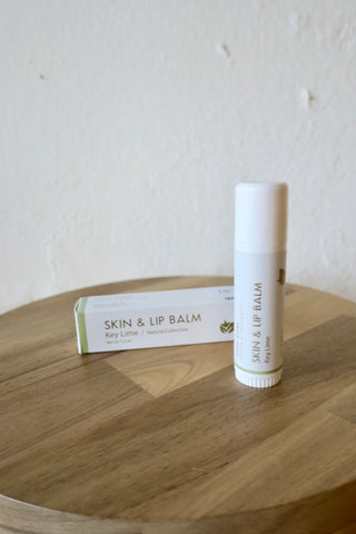 Natural Skin and Lip Balm