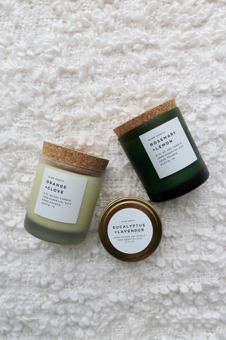Slow North - Soy Wax Candle