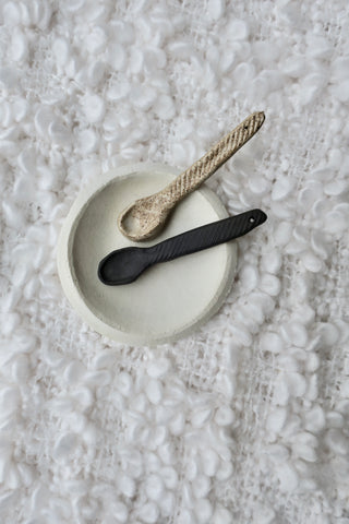 Civil Stoneware Small Spoon