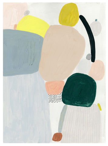 Kate Pugsley - Moss Print