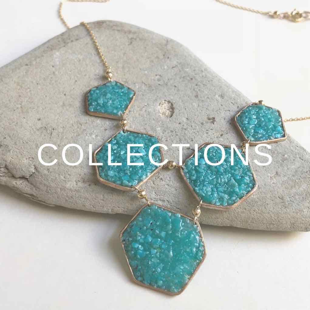 Collections by Carla De La Cruz Jewelry