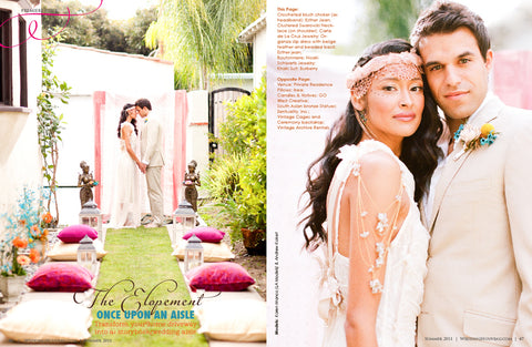 Carla De La Cruz Nouveau Weddings