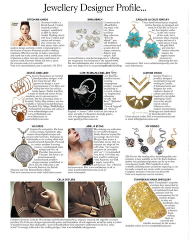 Carla De La Cruz Jewelry Vogue