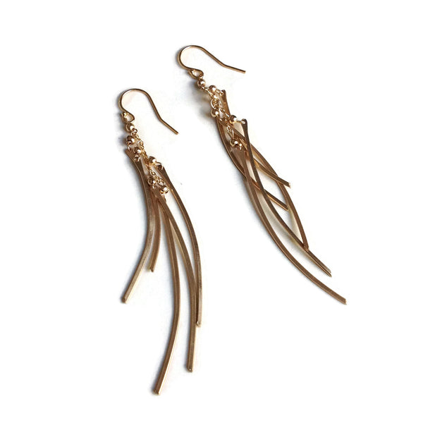 Athena Warrior Earrings
