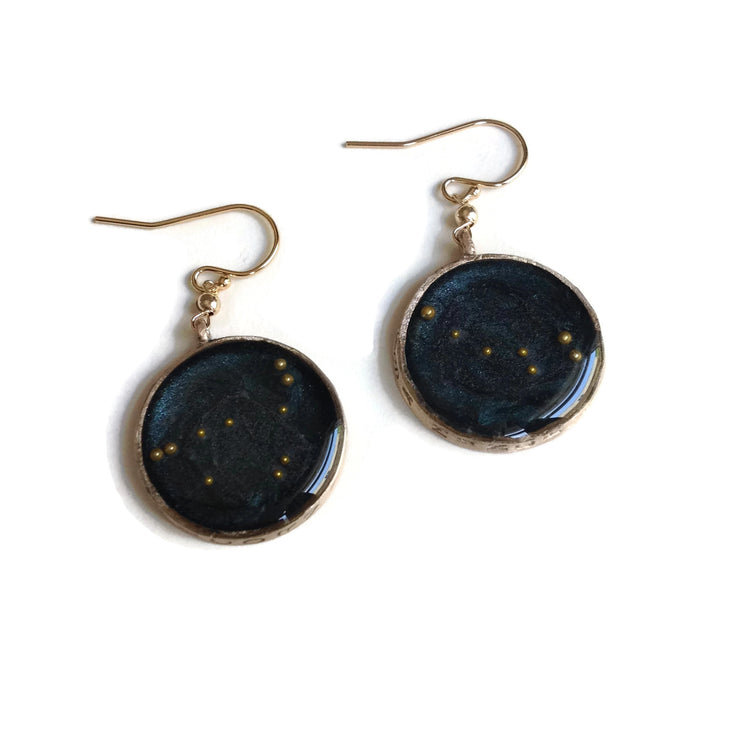 Custom Constellation Earrings