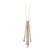 Athena Fringe Necklace