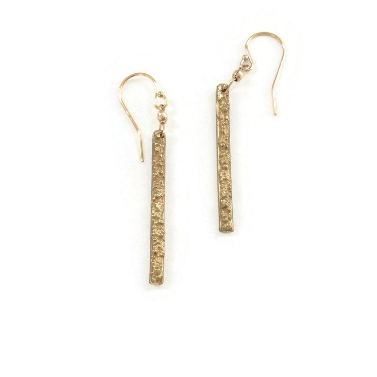 Lunar Bar Earrings