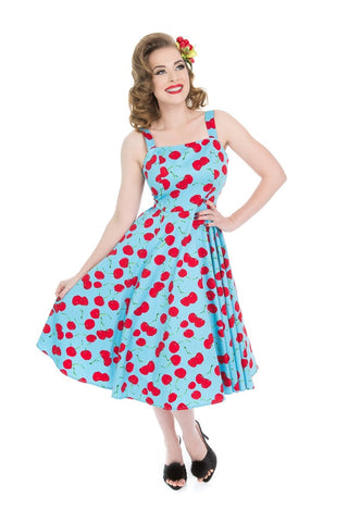 Martina Cherry Sundress