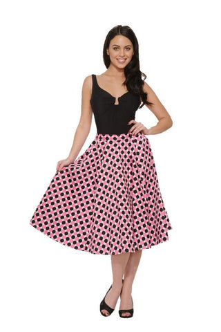 Strawberry Shake Skirt