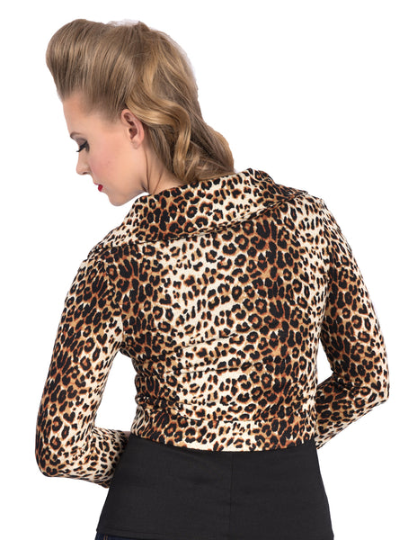 Leopard Marilyn Sweater