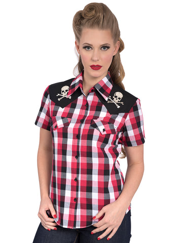 Women's Chaos Western top
