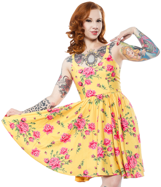 Sweets Antique Rose Dress