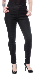 Essential Stretch Black Denim Jeans