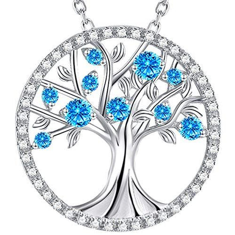 Tree of Life Sterling Silver Jewelry