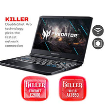 "Load image into Gallery viewer, Acer Predator Helios 300 Gaming Laptop, 15.6"" Full HD 144Hz IPS , Ci7-10750H, RTX 2060 , 16GB DDR4, 512SSD, PH315-53-72XD"