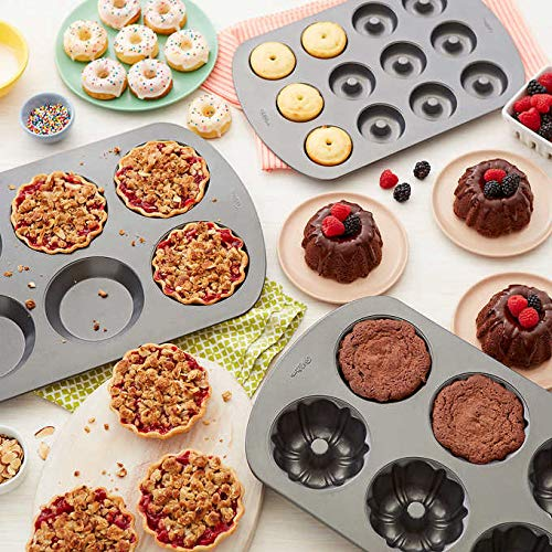Wilton 3-Piece Mini Treat Pan Set