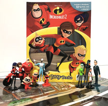 Load image into Gallery viewer, Disney The Incredibles 2 My Busy Book - Saveinstant