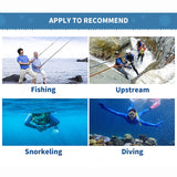 Breathable Beach Socks Snorkeling Shoe Cover Diving Booties Water Sports Anti-Slip