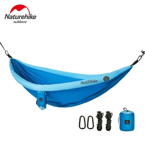 Blue Inflatable Hammock