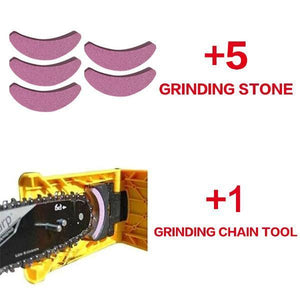 (65% OFF TODAY)CHAINSAW TEETH SHARPENER