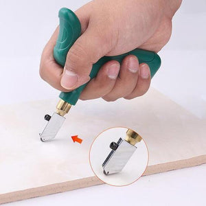 Professional Kit Cut Glass, Tile, Ceramic, Paper, Fabric.- 70% OFF TODAY!
