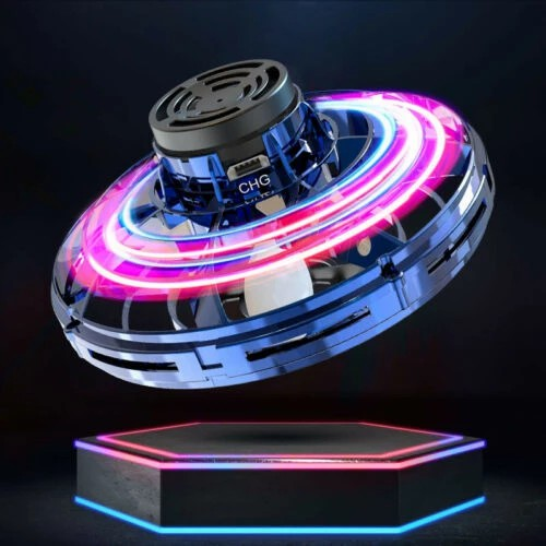 Best gift for Christmas -flying spinner【The last 24 hours of the event】