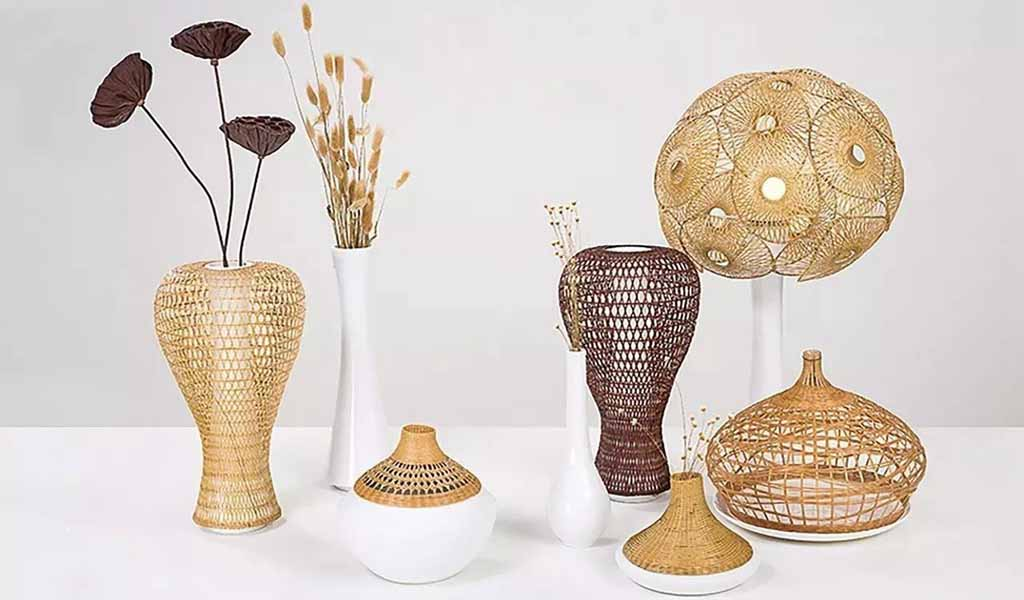The beauty of Bamboo, Chinese bamboo weaving craft