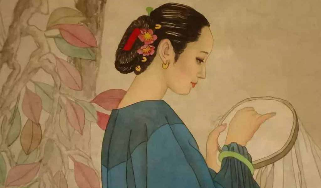 The story of needlework, the charm of Chinese Embroidery