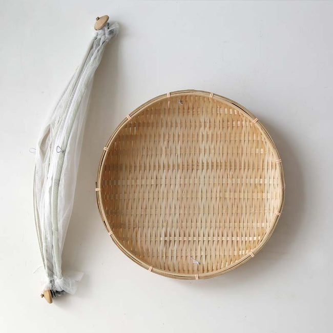 Bamboo_Serving_Tray_with_Insect_Proof_Cover_04