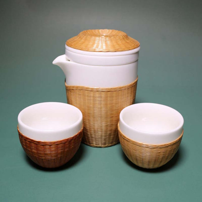 Bamboo_over_Porcelain_Handwoven_Portable_Tea_Set_Style_A_02