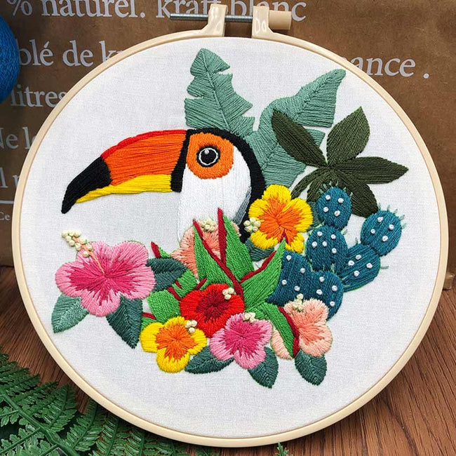 Bird_Embroidery_Kit_Vintage_Crewel_Kits_06