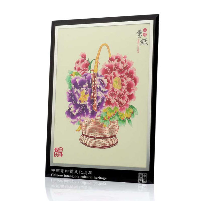 Chinese_Paper_Cutting_Glass_Frame_Decor_Style_B